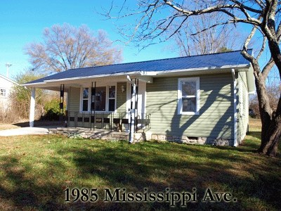 Cookeville TN Single Family Home For Sale: $675