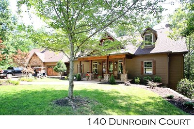 Sparta Single Family Home For Sale: 140 Dunrobin Ct