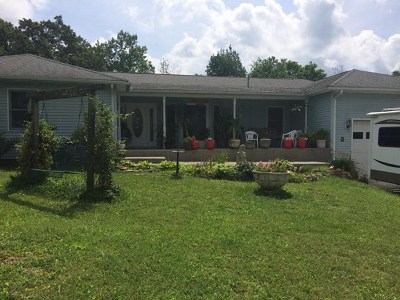 Cookeville Single Family Home For Sale: 4996 Rocky Point Rd
