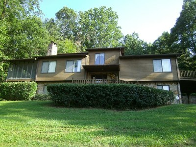 Cookeville Single Family Home For Sale: 1302 Skyline Dr
