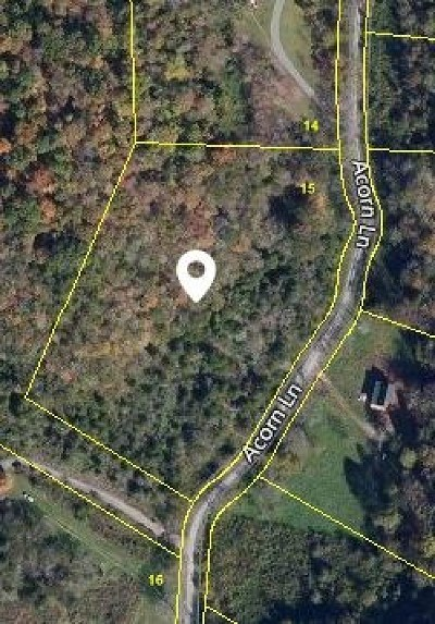 Residential Lots & Land For Sale: 000 Acorn Ln