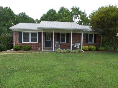 Single Family Home For Sale: 209 Johnson Subdivision Lane