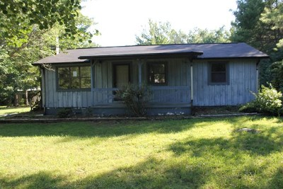 Crossville Single Family Home For Sale: 274 Cherry Branch Rd