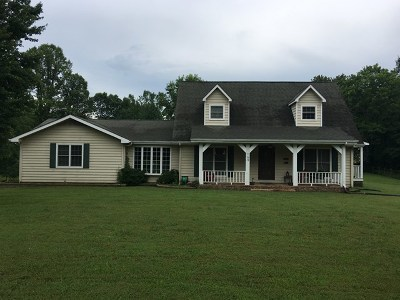 Gainesboro Single Family Home For Sale: 169 Carmack