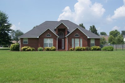 Cookeville Single Family Home For Sale: 3524 Aspen Trl