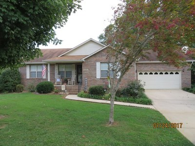 Cookeville Single Family Home For Sale: 1618 Biltmore Dr.