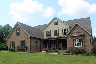 Cookeville TN Single Family Home For Sale: $569,000