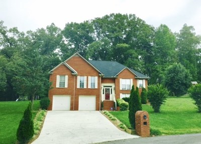 Cookeville Single Family Home For Sale: 3367 Claybrook Dr