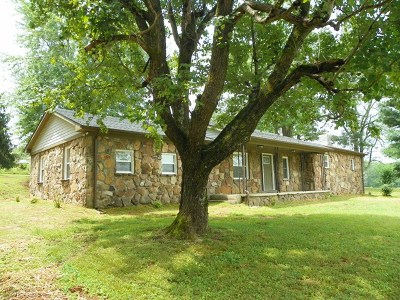 Sparta Single Family Home For Sale: 124 Frank Anderson Rd