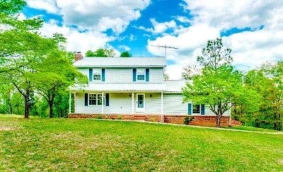 Gainesboro Single Family Home For Sale: 189 Booger Ridge Lane