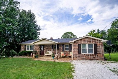 Livingston Single Family Home For Sale: 513 Airport Road