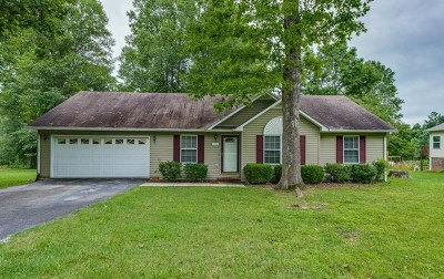 Single Family Home For Sale: 3733 Shady Oak Circle