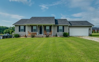 Baxter Single Family Home For Sale: 7192 Southfork Road