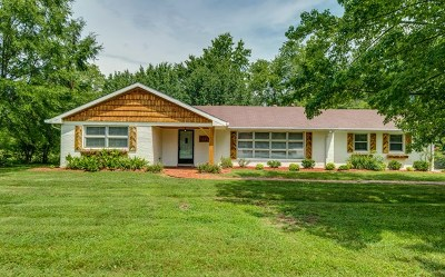 Cookeville Single Family Home For Sale: 1590 Bennie Drive