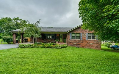Cookeville Single Family Home For Sale: 2402 Poplar Springs Rd