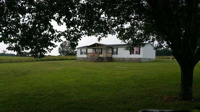 Sparta Single Family Home For Sale: 141 Sam Howard Rd