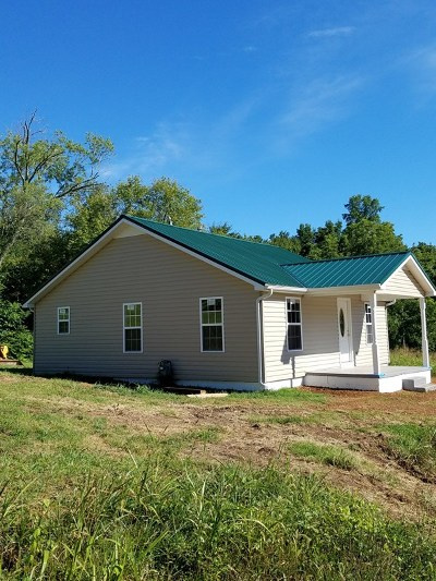 Sparta Single Family Home For Sale: 150 S Church