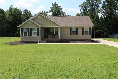 Sparta Single Family Home For Sale: 530 Mullican Road