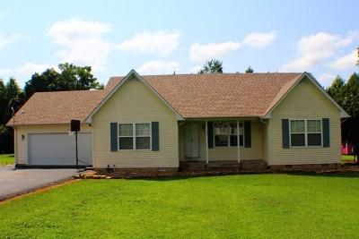 Rickman Single Family Home For Sale: 124 Oak Springs Ln