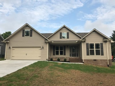 Cookeville Single Family Home For Sale: 1096 Brown Avenue