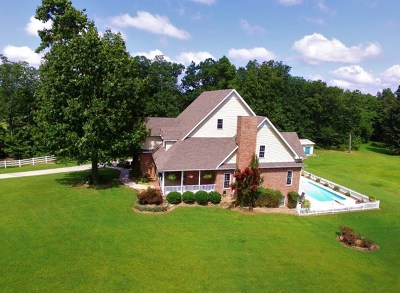 Cookeville TN Single Family Home For Sale: $549,000
