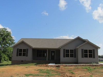 Cookeville Single Family Home For Sale: 560 N McBroom Chapel Road