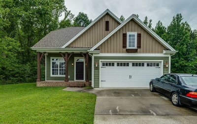 Cookeville Single Family Home For Sale: 2016 Reserve Drive