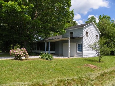 Sparta Single Family Home For Sale: 376 Heady Rd