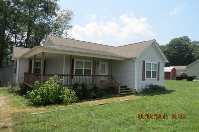 Sparta Single Family Home For Sale: 1338 Spears Rd