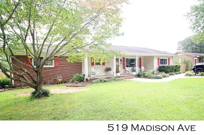 Sparta Single Family Home For Sale: 519 Madison