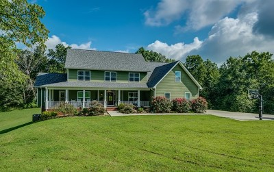 SPARTA Single Family Home For Sale: 152 Howell Cemetery Road