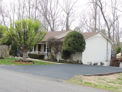 Sparta Single Family Home For Sale: 1481 County House Rd.