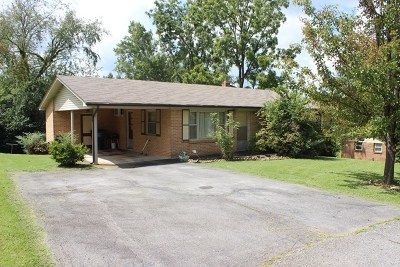 Cookeville TN Single Family Home For Sale: $120,000