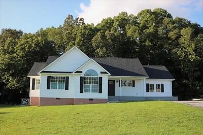 Sparta Single Family Home For Sale: 204 Bradford Drive