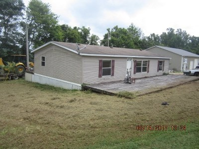 Cookeville TN Single Family Home For Sale: $40,500