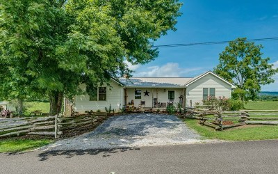 Sparta Single Family Home For Sale: 1384 Parker Road