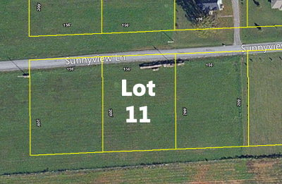 Cookeville Residential Lots & Land For Sale: Lot 11 Sunnyview Lane
