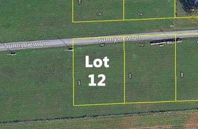 Cookeville Residential Lots & Land For Sale: Lot 12 Sunnyview Lane