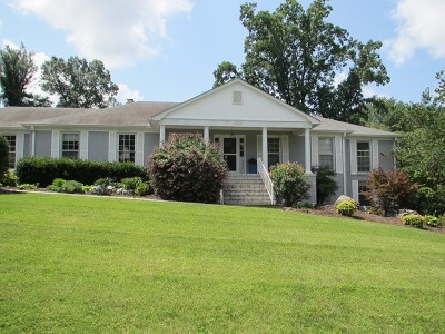 Cookeville Single Family Home For Sale: 995 Oaklawn Dr