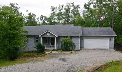 Monterey Single Family Home For Sale: 45 Point Place