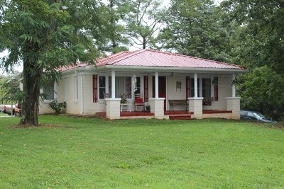Cookeville Single Family Home For Sale: 3559 Gainesboro Grade