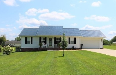 Cookeville TN Single Family Home For Sale: $174,500