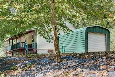 Gainesboro Single Family Home For Sale: 1432 Harmony Road