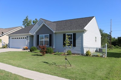 Cookeville Single Family Home For Sale: 1605 Bobby Nichols Dr