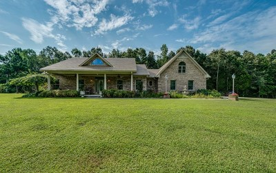 Sparta Single Family Home For Sale: 1315 Pin Hook Road