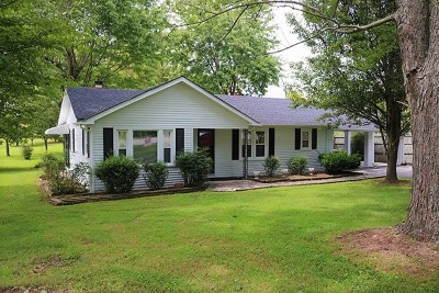 Cookeville Single Family Home For Sale: 3400 Hilham Road