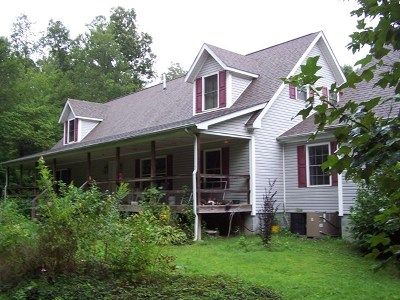 Crossville Single Family Home For Sale: 438 Reed Rd