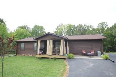 Gainesboro Single Family Home For Sale: 308 Buck Lane
