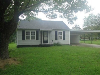 Cookeville Single Family Home For Sale: 1615 N. Maple