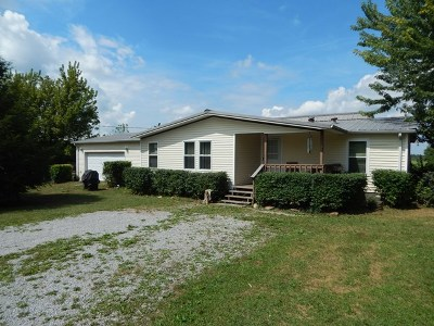 Crossville Single Family Home For Sale: 7426 Plateau Road